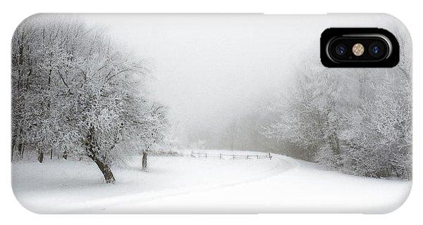 Snow Bound 2014 IPhone Case