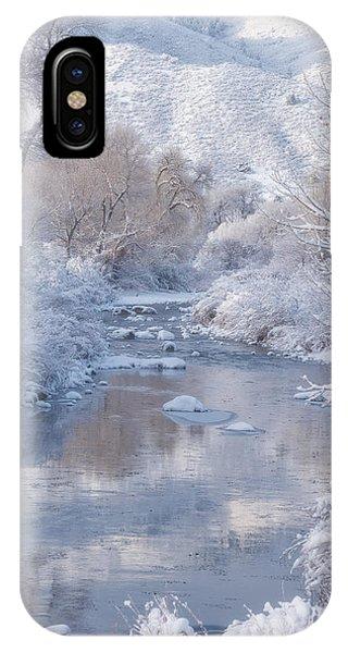 Snow Creek IPhone Case