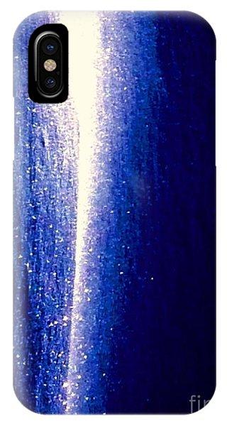 Snow Lightning IPhone Case