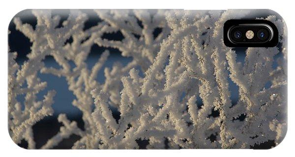 Snow Scean 4 IPhone Case