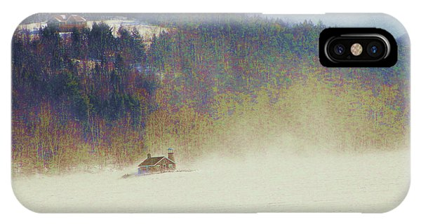 Snow Squall IPhone Case