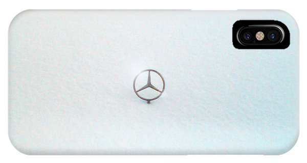 iPhone Case - Snow Star by Are Lund
