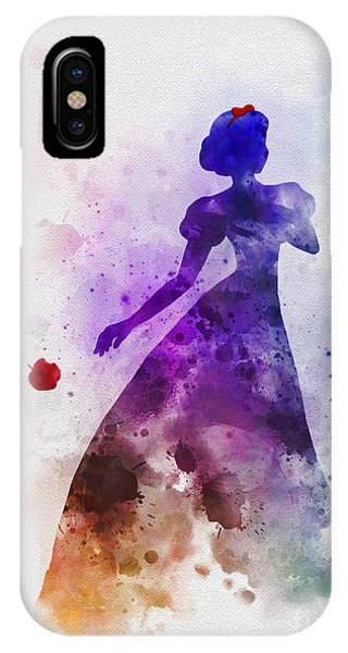 Fairy iPhone Case - Snow White by My Inspiration