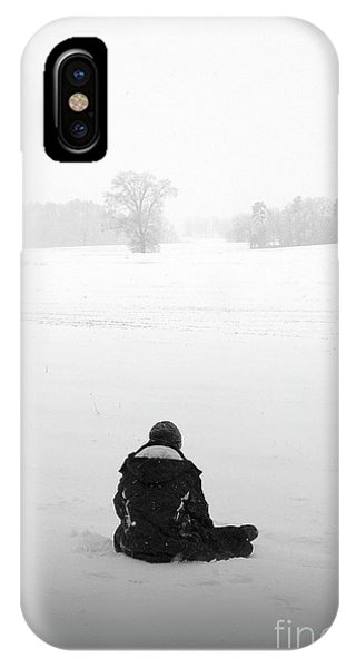 Snow Wonder IPhone Case