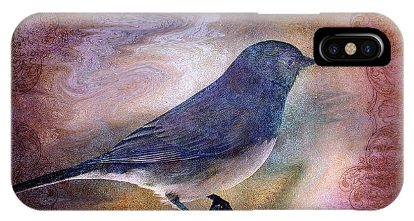 Snowbird Stories... IPhone Case