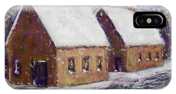 Snowbound Phone Case by Joyce A Guariglia