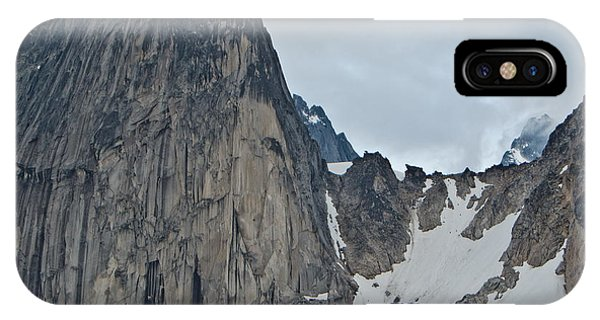 Snowpatch Col IPhone Case