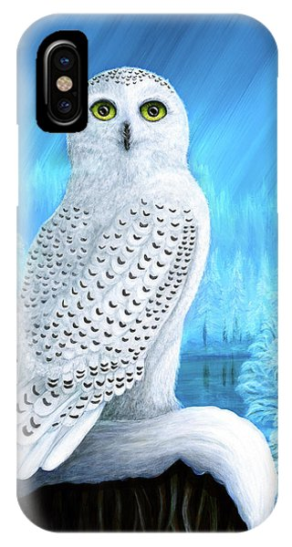 Snowy Delight IPhone Case