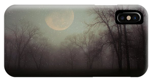 Moonlit Dreams IPhone Case