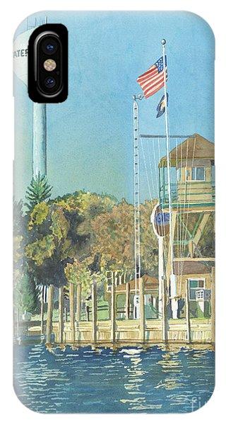 Snug Harbor I IPhone Case