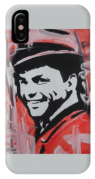 So Sinatra IPhone Case