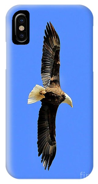 Soar Into The Blue II IPhone Case