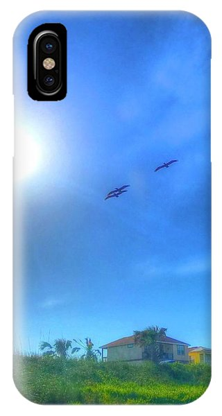 iPhone Case - Soar Into The Light by Debbi Granruth