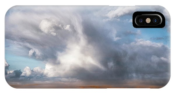 Soaring Clouds IPhone Case
