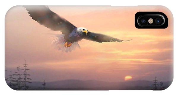 Soaring Free IPhone Case