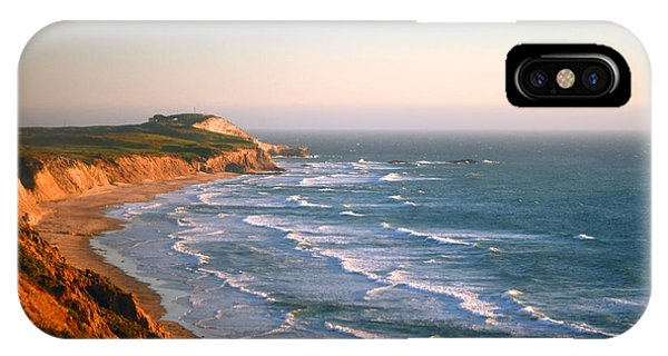 Socal Sunset Ocean Front IPhone Case