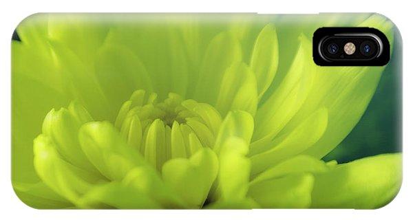 Soft Center IPhone Case
