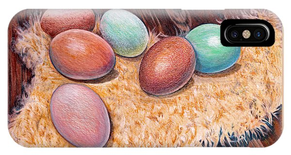 Soft Eggs IPhone Case