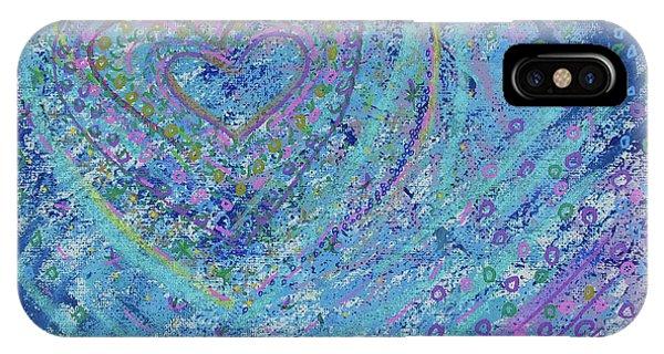 Soft Heart IPhone Case