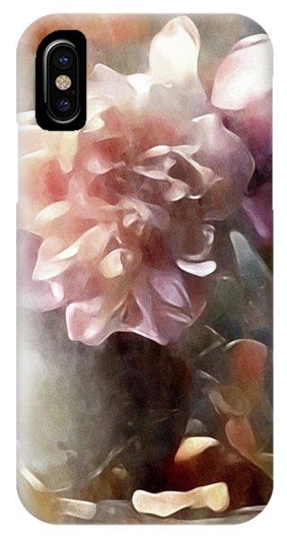 Soft Pastel Peonies IPhone Case