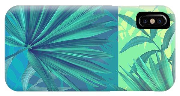 Tropical iPhone Case - Soft Tropic  by Mark Ashkenazi