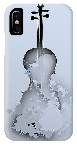 Soft Violin IPhone Case