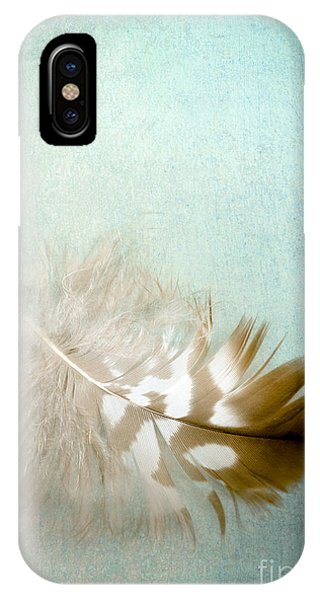 Aqua iPhone Case - Softly by Jan Bickerton