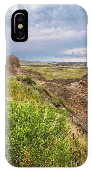 Softly Rumbling Sky IPhone Case