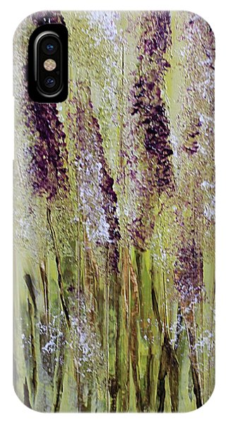 Softly Swaying IPhone Case