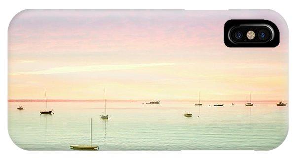 New England Coast iPhone Case - Softness And Light by Evelina Kremsdorf