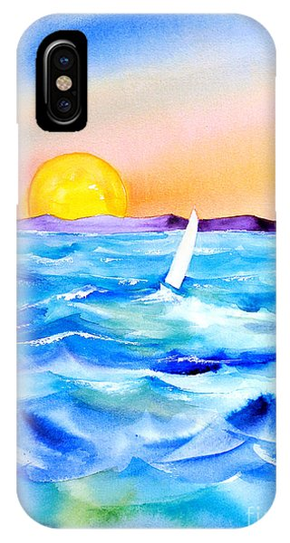 Sol Searching IPhone Case