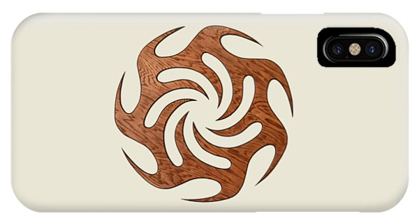 Sol Seven, Fire And Water IPhone Case