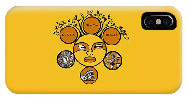 Sol Taino IPhone Case
