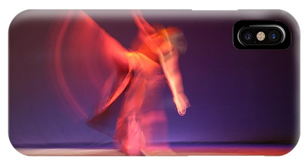 Solace Dancer 1 IPhone Case