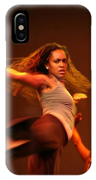 Solace Dancer 3 IPhone Case