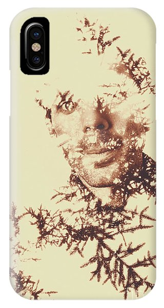 Meditative iPhone Case - Solace Of Spirit Within by Jorgo Photography - Wall Art Gallery