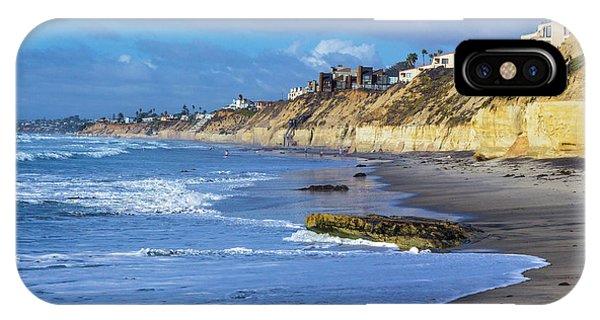 Solana Beach IPhone Case