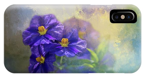 Solanum IPhone Case