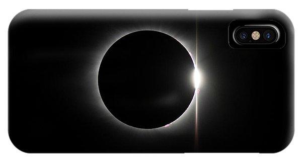 Solar Eclipse 1437 IPhone Case
