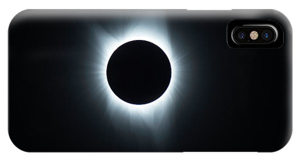 Solar Eclipse 2017 IPhone Case