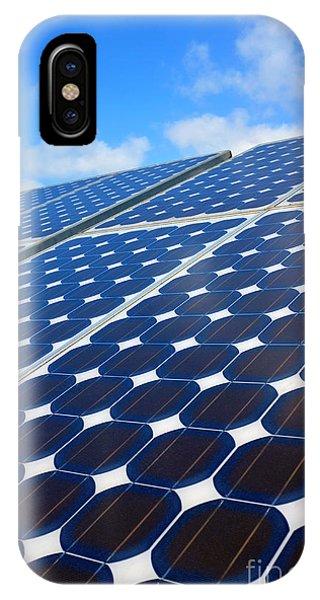 Solar System iPhone Case - Solar Pannel by Carlos Caetano