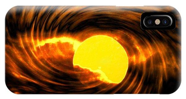 Solar Storm IPhone Case