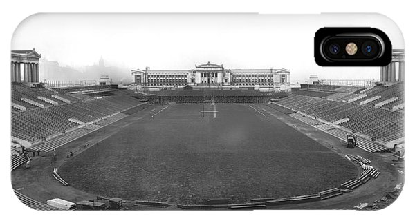 Soldier Field In Chicago IPhone Case