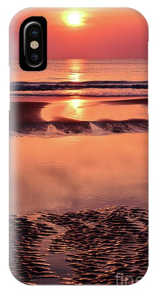 Solemn Reflection IPhone Case
