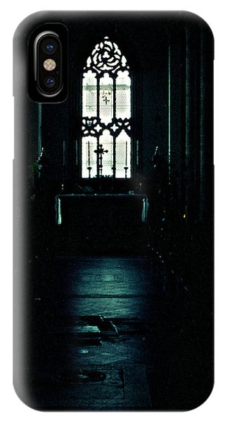 Solemnity IPhone Case