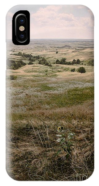 IPhone Case featuring the photograph Solitary Beauty by Sandy Adams
