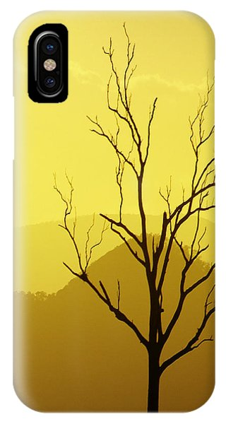 iPhone Case - Solitude by Holly Kempe