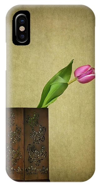 Blossom iPhone Case - Solitude In Bloom by Evelina Kremsdorf