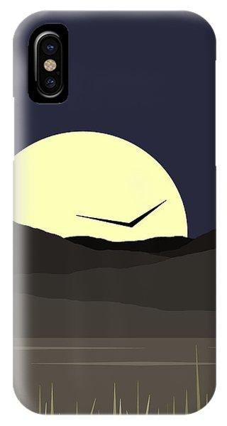 Solo Flight - Vertical IPhone Case