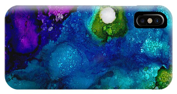 Solo In The Stream IPhone Case